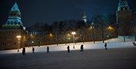 Кремль. Москва. Архивное фото