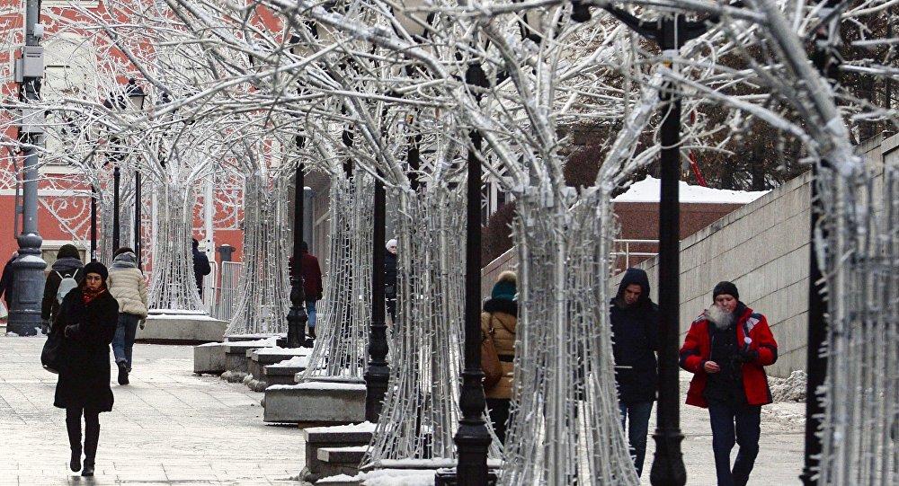 Аномальные морозы доминус 35 градусов придут вМоскву