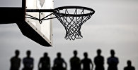 Баскетбол корзинасы. Архив
