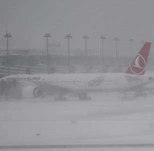 Стамбулдагы Ататүрк аэропортундагы 7 январдагы абал