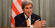 Архивное фото государственного секретаря США Джона Керри