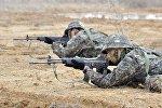 Ежегодных совместные военные учения Южной Кореи и США. Архивное фото