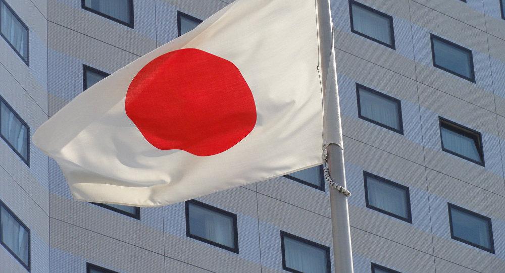 Япониянын мамлекеттик желеги. Архив