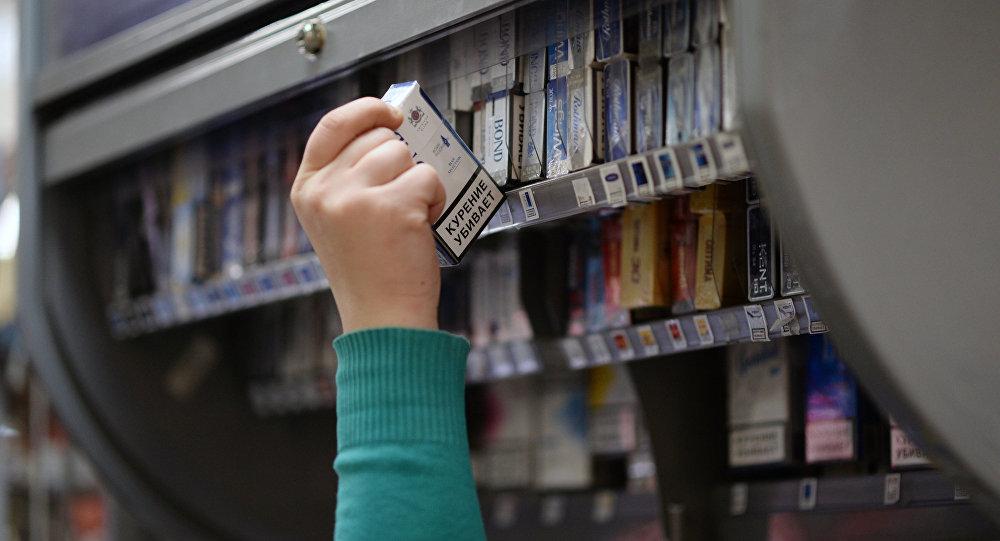 Табачные компании раскритиковали концепцию Министерства здравоохранения