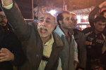 Тысячи иранцев вышли на улицы Тегерана после известия о смерти экс-президента