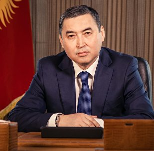 Архивное фото кандидата в мэры Бишкека от партии Онугуу-Прогресс, экс-заместитель министра чрезвычайных ситуаций КР Нурдина Абдылдаева