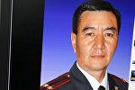 Бишкек ШИИБдин маалымат катчысы Олжобай Казабаевдин архивдик сүрөтү