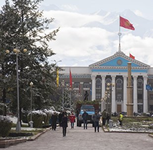 Бишкек шаарынын мэриясы. Архив