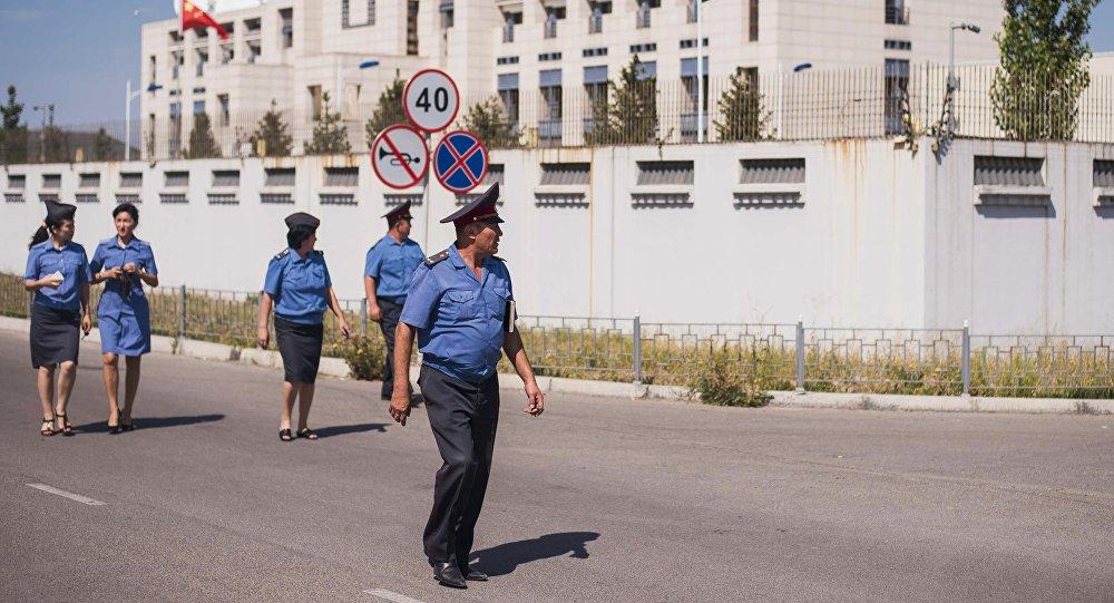 Подозреваемые втеракте впосольстве Китая скрываются вТурции— МИД Кыргызстана