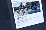 Спиленная вандалами статуя нападающего национальной команды и испанского клуба Барселона Лионеля Месси в Буэнос-Айресе, фото со страница пользователя твиттер Peter Coates