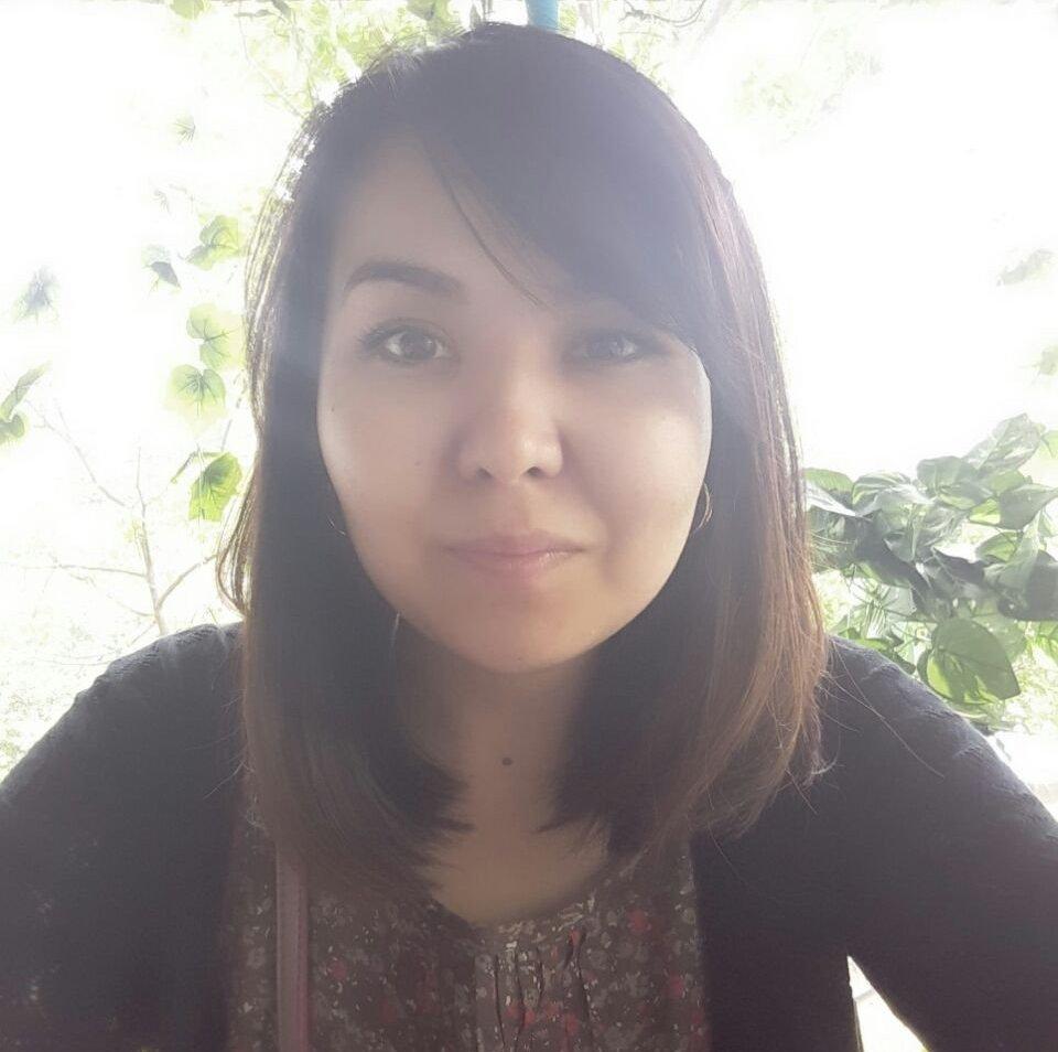 Бишкекчанка Бурмакан Ажыматова