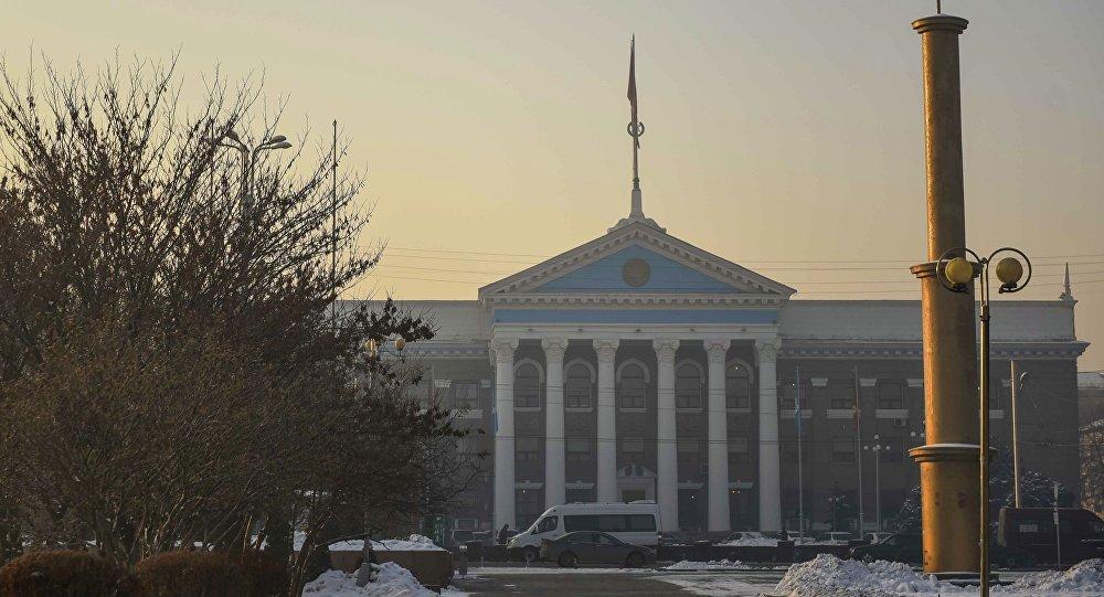 Улицы города Бишкек