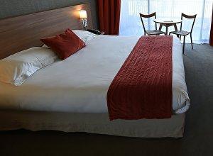 Комната в гостинице. Архивное фото