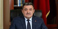 Архивное фото мэра города Бишкек Албека Ибраимова