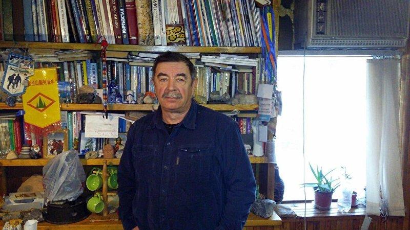 Президент Ассоциации туризма Шелковый путь Владимир Комиссаров