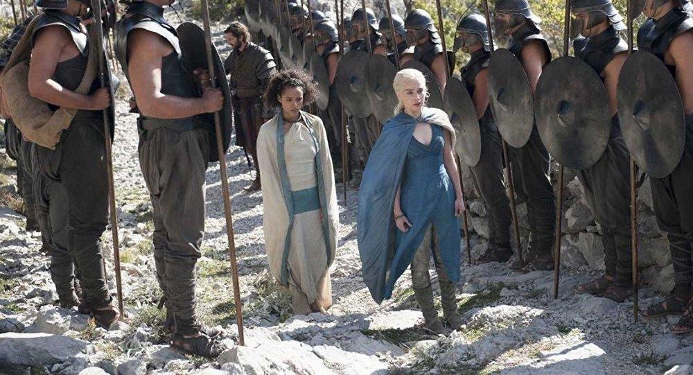 Названа дата начала съемок заключительного сезона «Игры престолов»
