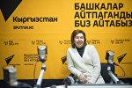 Онкология оорусунан жабыр тарткан кыргызстандык аялдарды жасалма төш менен бекер камсыздап келген Венера Шамиева