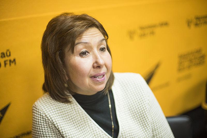 Волонтер Венера Шамиева, помогающая женщинам с раком груди