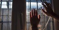Заключенный в СИЗО. Архивное фото