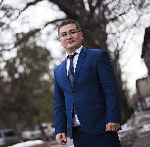 Министр юстиции Кыргызской Республики Уран Ахметов. Архивное фото
