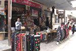 Открытие уличного рынка в Алеппо