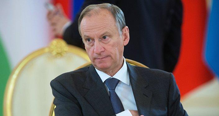 Архивное фото секретаря Совета безопасности РФ Николая Патрушева