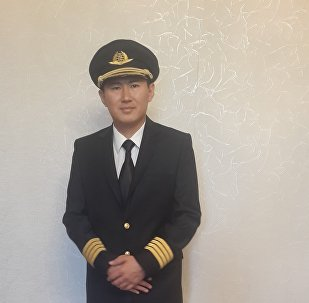 Сотрудник одной из кыргызстанских авиакомпаний Турар Исмаилов
