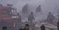 Дача-Суу айылындагы авиакатастрофа