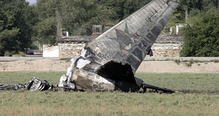 Авиакатастрофа самолета Боинг-737-200 в районе аэропорта Манас