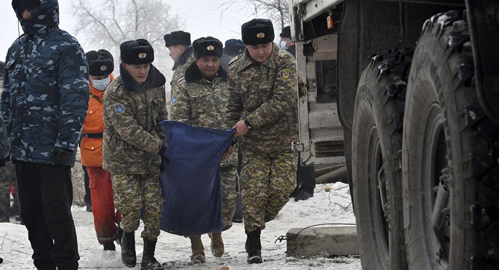 Число погибших крушения Boeing под Бишкеком достигло 38 человек