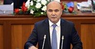Депутат Данияр Толонов. Архивное фото