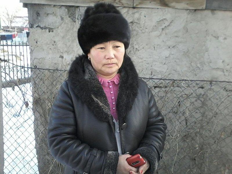 Дача СУда 14 жылдан бери жашаган Айнагүл Усенова