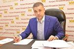Глава Комиссии по миграционной политике и адаптации мигрантов Совета по делам национальностей при правительстве Москвы Александр Калинин