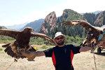 Основатель туристического агентства Kyrgyz trips Алекс Супинский