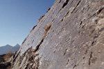 Жоголгон мал жандыкты көрсөтүп турган Баткендеги күзгү таш