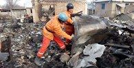 Дача айылындагы ӨКМ кызматкерлери