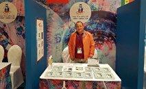 Ортопед, медицина илимдеринин доктору, академик жана профессор Сабырбек Жумабеков Кувейтте өткөн IX эл аралык ойлоп табуучулардын сынагында
