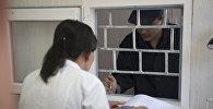 Заключенный в одном из колоний. Архивное фото