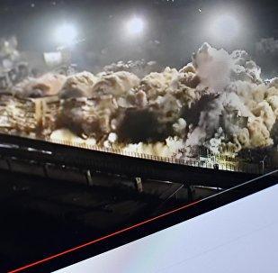 Youtube видеохостингинен Live Leak аттуу каналынан тартылган кадр