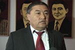 Өкмөттүн Баткен облусундагы өкүлүнүн орун басары Алишер Абдырахманов