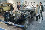 Автомобиль Мерседес 540 К. Архивное фото