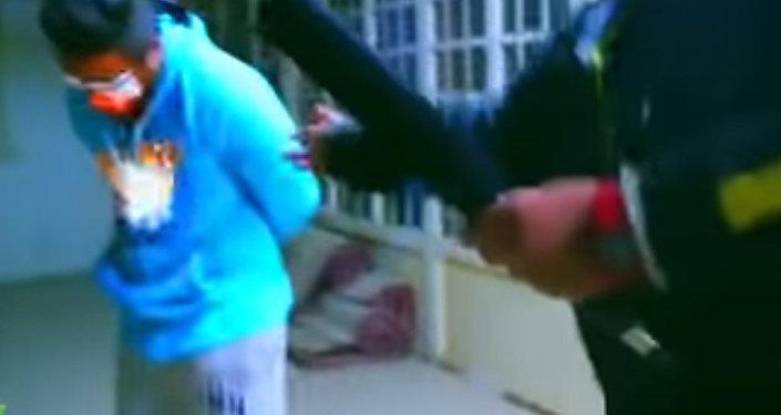 Кувейтский ведущий поджег гостя в прямом эфире