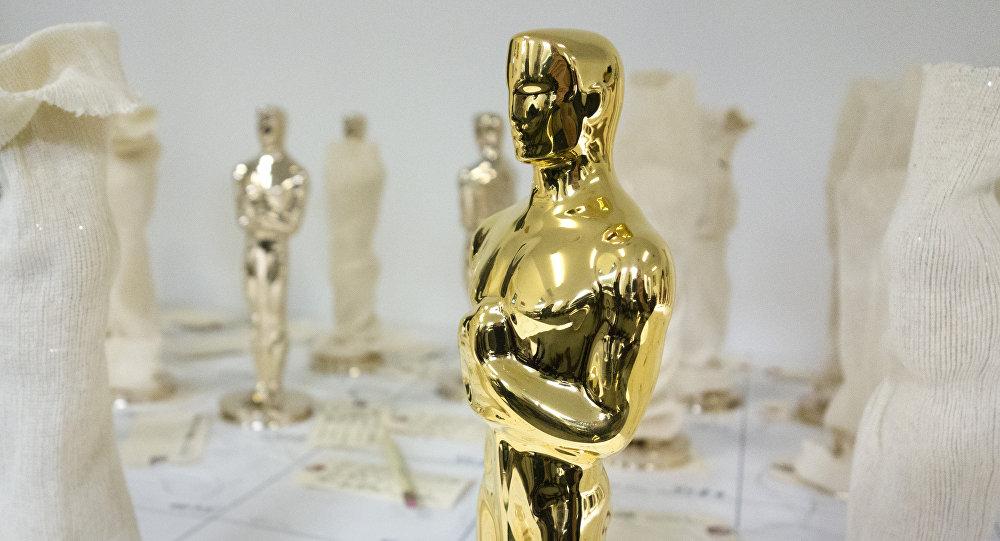 Cтатуэтка премии Оскар. Архивное фото
