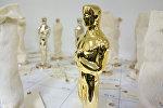 Cтатуэтка премии Оскар. Архивдик сүрөт