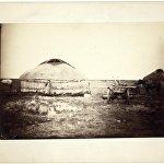 Архивные кадры кыргызов, сделанные 150 лет назад