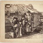 Представители татарских племен, проживавшие в Минусинске