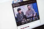 Биринчи канал сайтынын Пусть говорят программасынын бетинен тартылган кадр