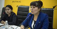 Улуттук кыздар федерациясынын президенти Алтынгүл Кожогелдиева
