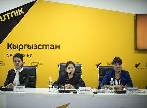 Пресс-конференция О правах девочек и встрече с Пан Ги Муном