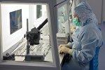 Открытие нового производственного корпуса АО Катод в Новосибирске